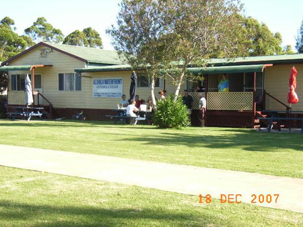 Alonga Waterfront Cottages