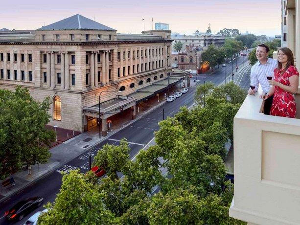 Photo: Mercure Grosvenor Hotel Adelaide