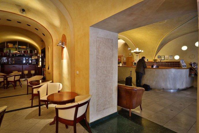 Hotel Meteor Plaza Prague