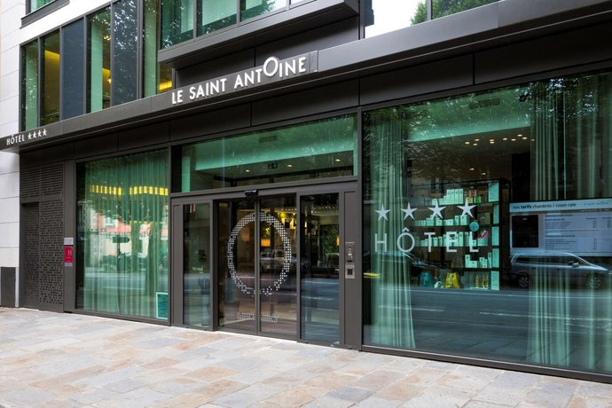 BW Premier Collection Le Saint Antoine Hotel et Spa