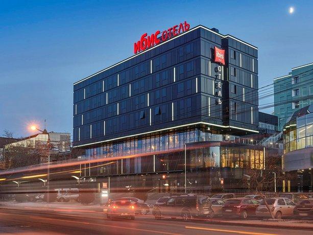 Отель Ibis Красноярск Центр