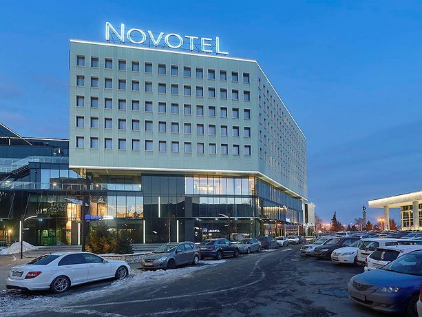 Отель Novotel Красноярск Центр