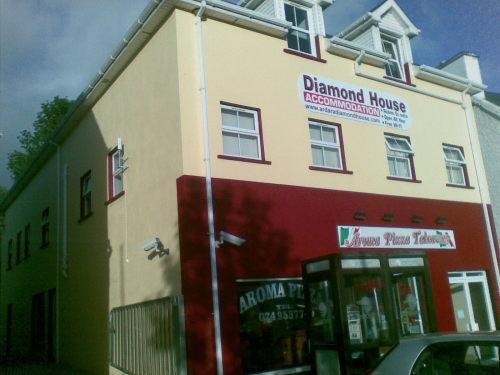 Diamond Guest House Ardara - dream vacation