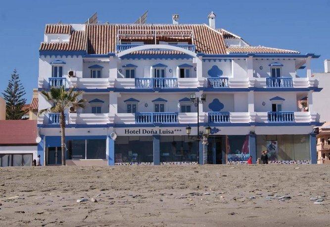 Hotel Doña Luisa San Luis de Sabinillas, Manilva: encuentra el ...