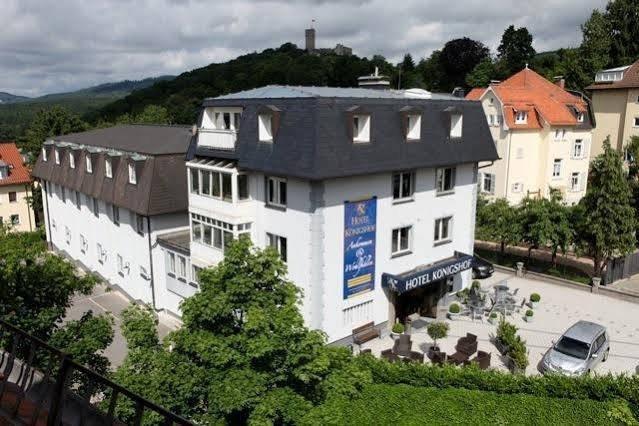 Hotel Konigshof Konigstein Im Taunus Compare Deals