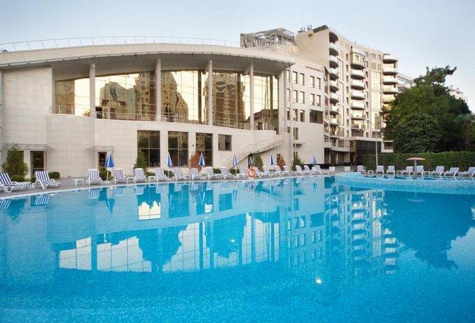 Звездный отель WELLNESS & SPA