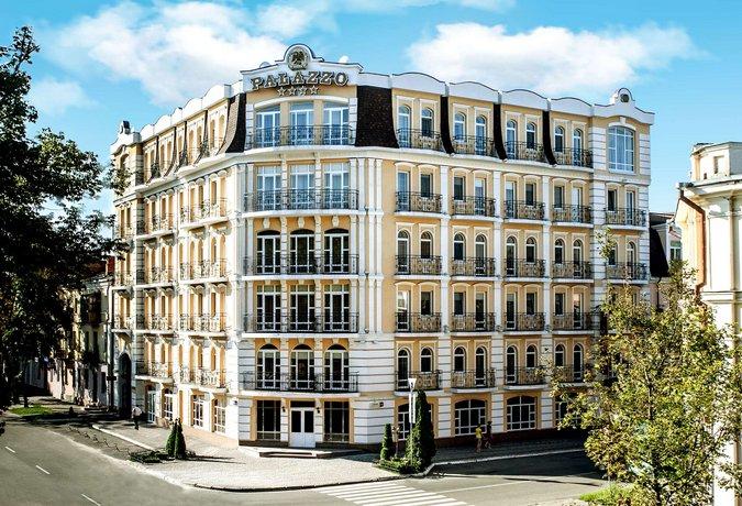 Премьер-отель Палаццо