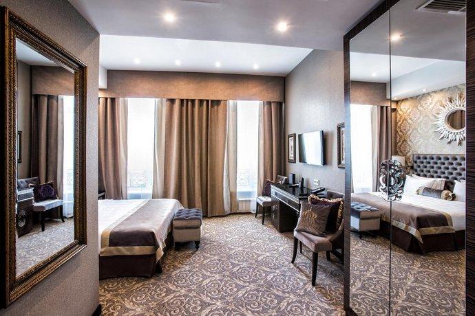 Бутик-отель Majestic Deluxe