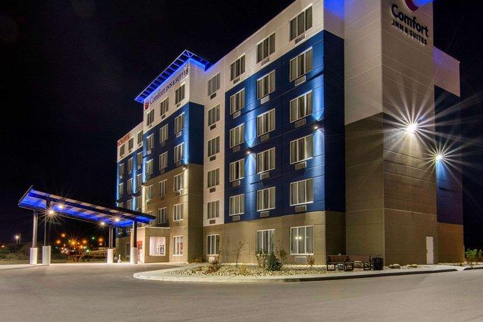 Comfort Inn & Suites North Battleford Images