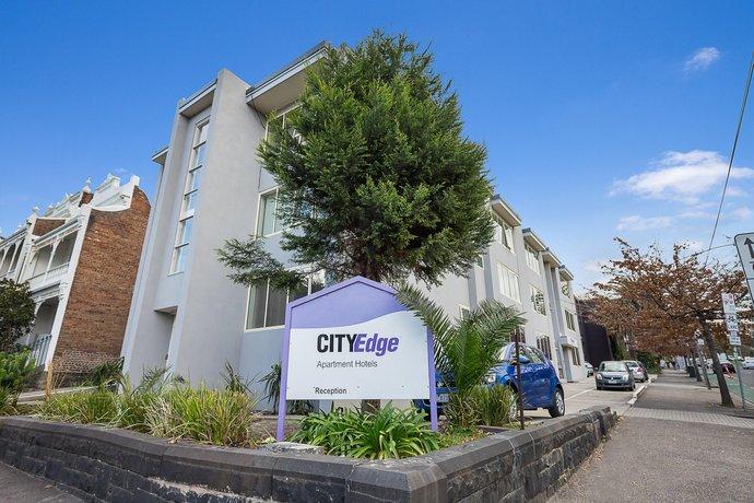 Photo: City Edge East Melbourne Apartment Hotel