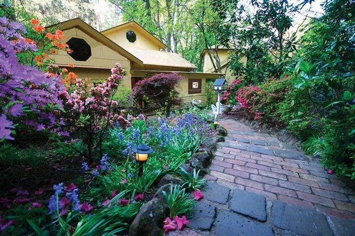 Photo: Linden Gardens Rainforest Retreat