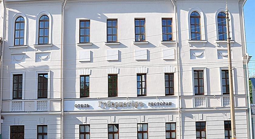Отель Губернаторъ
