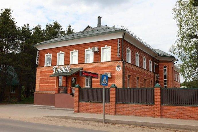 Отель Гледен