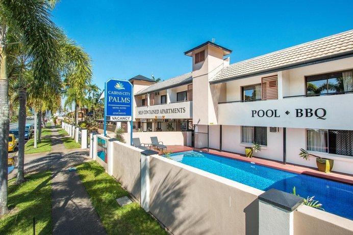 Photo: Cairns City Palms