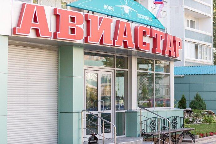 Гостиница Авиастар