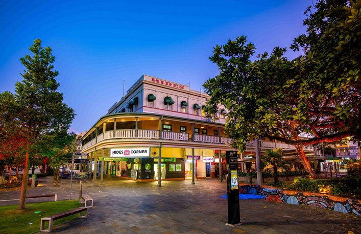 Photo: Hides Hotel Cairns