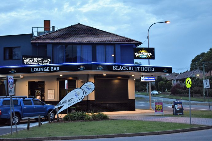 Photo: Best Western Blackbutt Inn