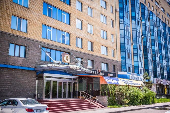 Отель G EMPIRE