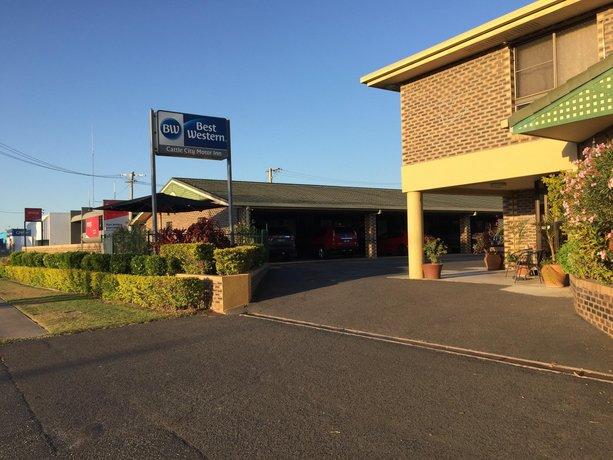 Photo: Best Western Cattle City Motor Inn