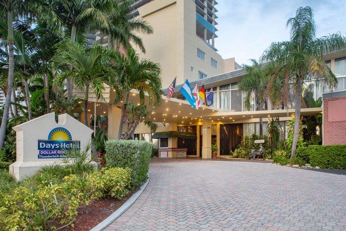 Days Hotel by Wyndham Thunderbird Beach Resort