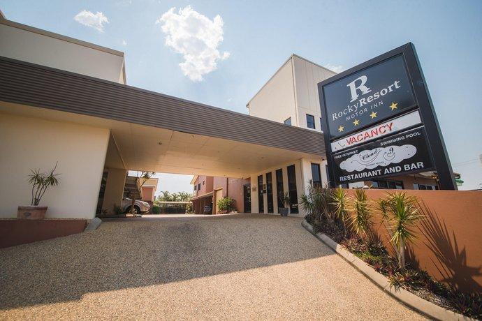Photo: Rocky Resort Motor Inn