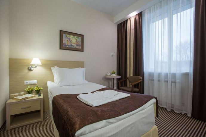 Отель BISHOTEL