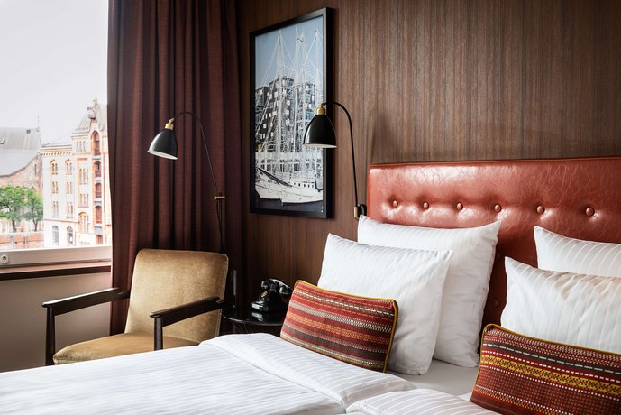 AMERON Hamburg Hotel Speicherstadt