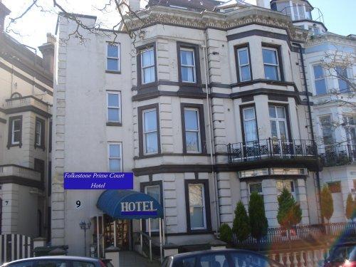 Folkestone Prime Court Hotel - dream vacation