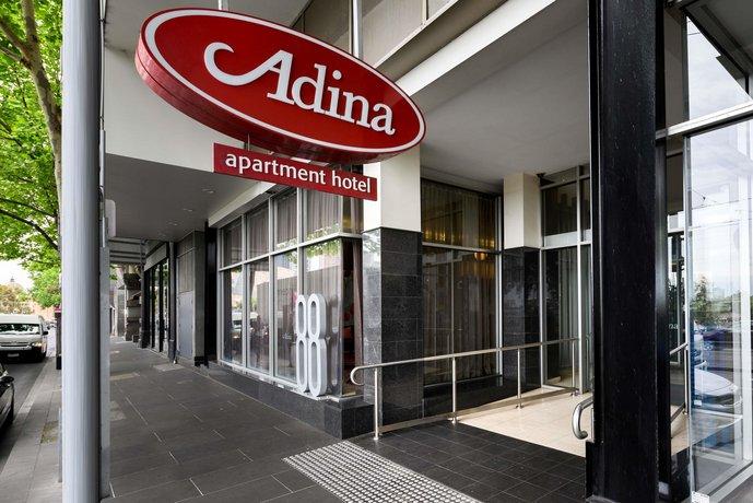 Photo: Adina Apartment Hotel Melbourne on Flinders