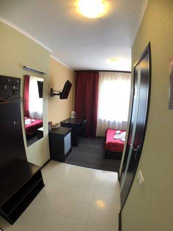 Отель Нивки