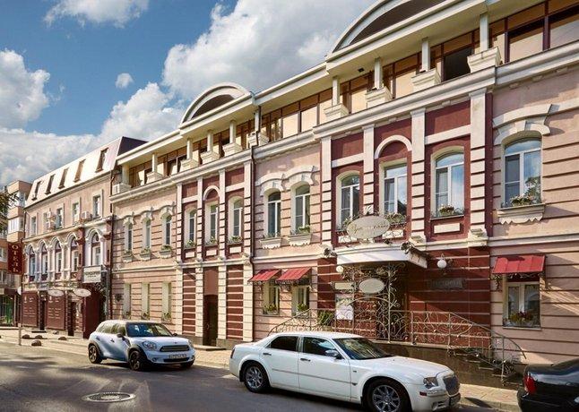 Отель Резиденция (Извольте)