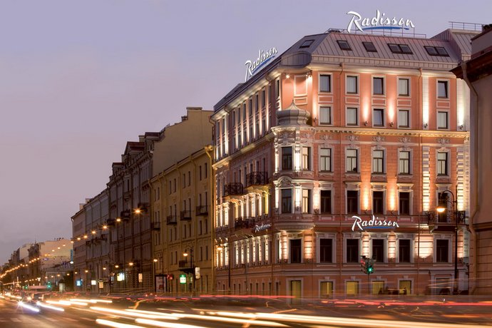 Отель Radisson Sonya