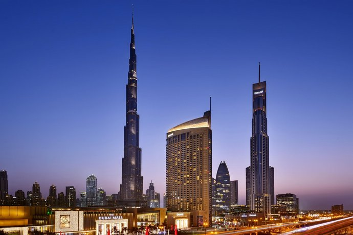 Address Dubai Mall 이미지