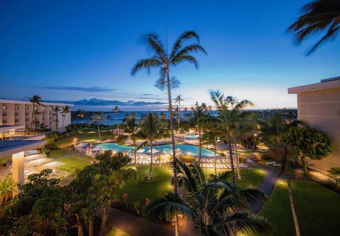 Waikoloa Beach Marriott Resort Spa