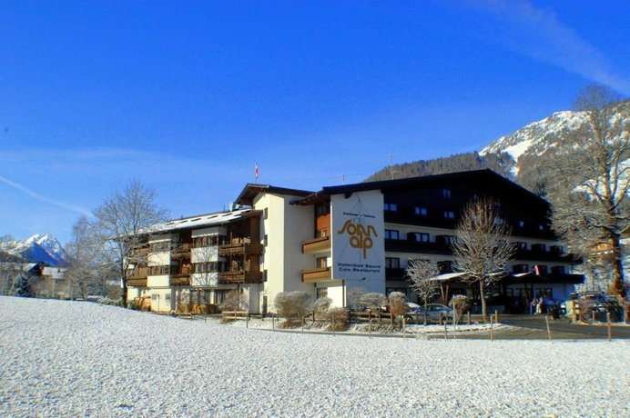 Hotel Sonnalp Kirchberg In Tirol Compare Deals