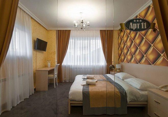 Отель Арт 11