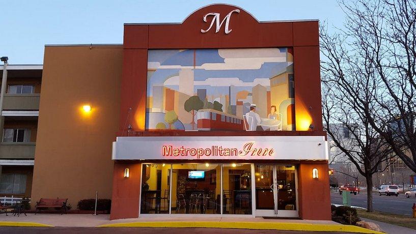 Metropolitan Inn Downtown Salt Lake City