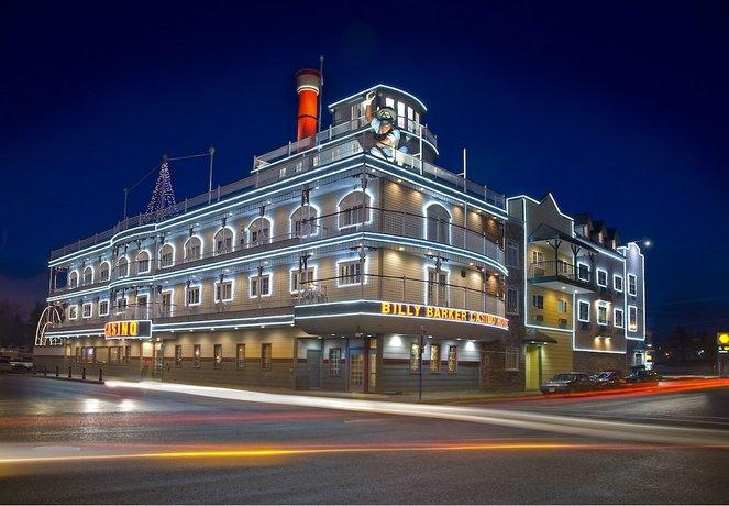 Billy Barker Casino Hotel Images