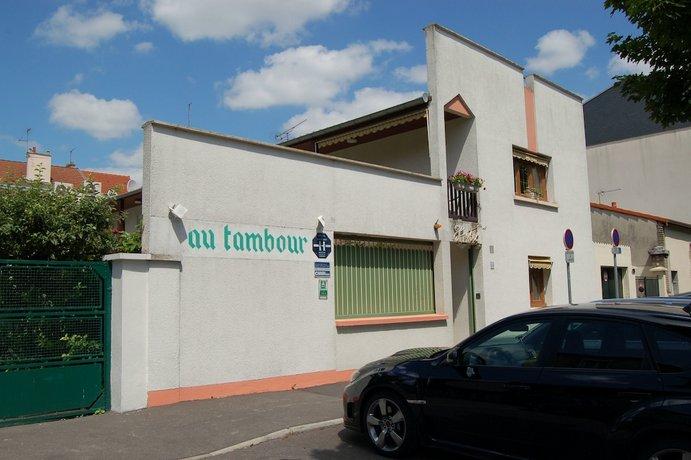 Logis Hotel Au Tambour