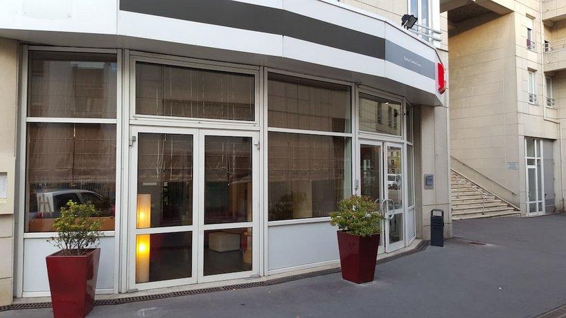 Ibis Reims Centre Gare