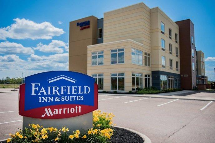 Fairfield Inn & Suites by Marriott Moncton Images