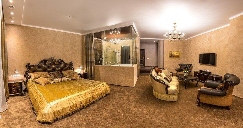 Отель Высоцкий