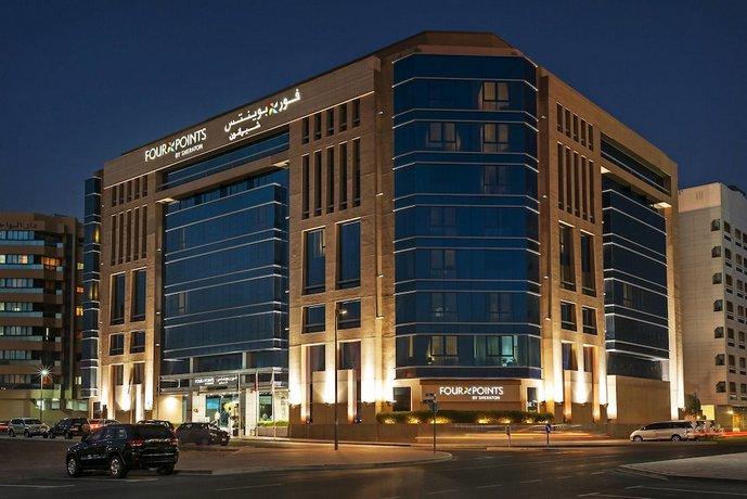 Four Points by Sheraton Downtown Dubai Images