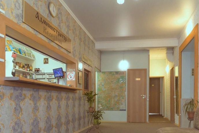 Агиос Отель на Курской