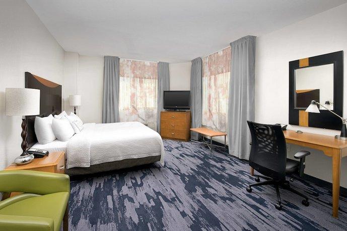 Fairfield Inn & Suites by Marriott Miami Airport South