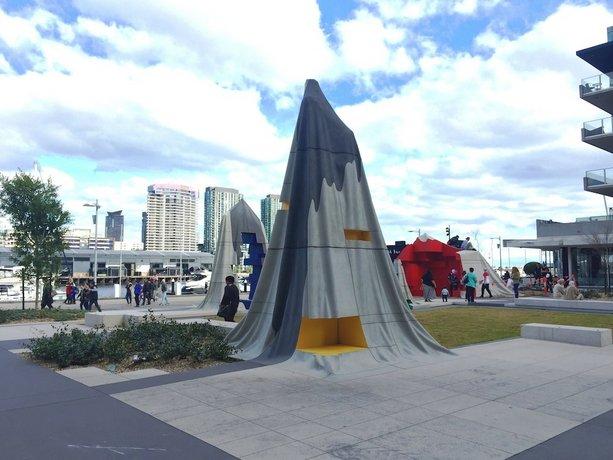 Photo: Harbour Escape Apartments Docklands