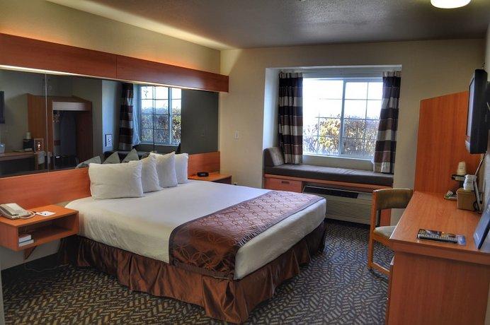 Microtel Inn & Suites by Wyndham Salt Lake City Airport