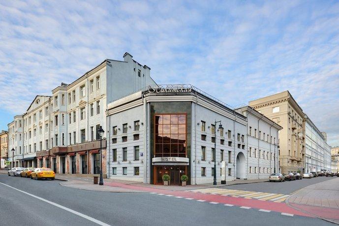 Отель Никитская Ассамблея