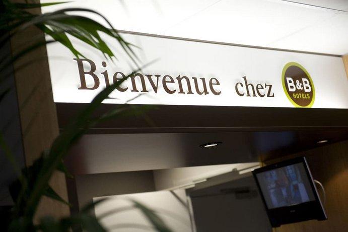 B&B Hôtel Nîmes Centre Arènes