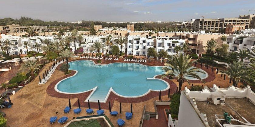 Hotel Atlantic Palace, Agadir: encuentra el mejor precio